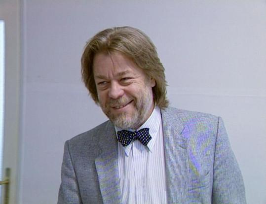 Jan Kanyza jako JUDr. Zatloukal