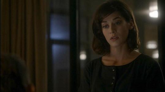Herečka si v seriálu zahrála jednu z hlavních rolí.