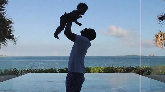Rapper jako starostlivý otec