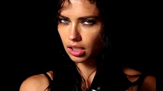 Adriana Lima je druhou nejlépe placenou světovou modelkou.