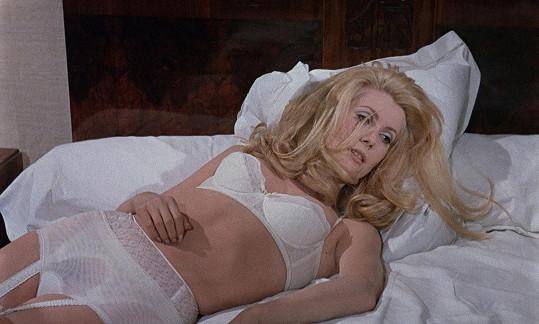 Catherine Deneuve ve filmu Kráska dne (1967)