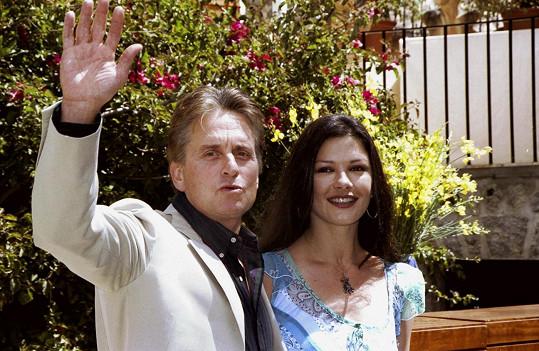 Tehdy tvořili ukázkový pár (květen 2001).