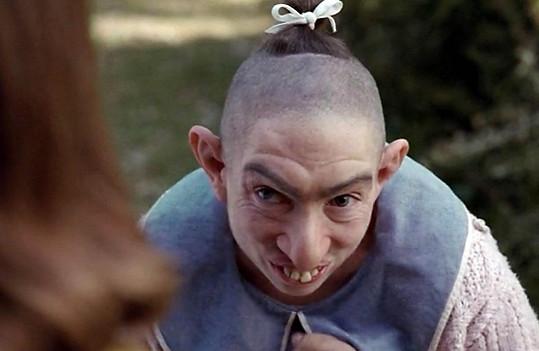 Tato postava děsila diváky seriálu American Horror Story.