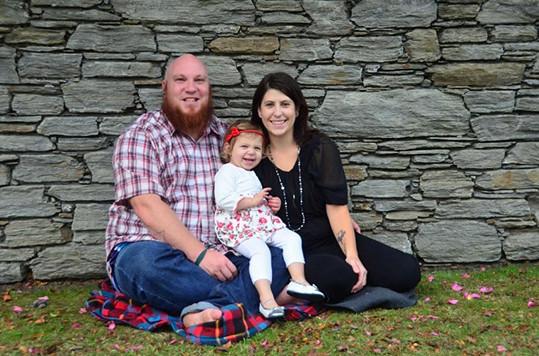 Manželka a dcera jsou jistě pyšné, že mají doma svého rekordmana...