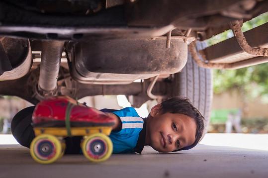 Malý Ind se stal rekordmanem díky podjetí 39 aut.