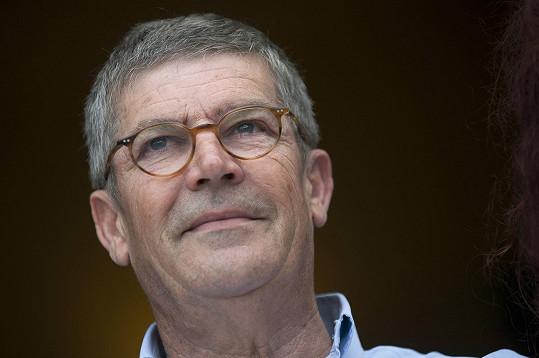 Takhle vypadá Olivier dnes. Nedávno oslavil pětašedesátiny.