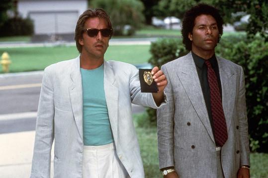 Seriál Miami Vice (1984) jej proslavil.