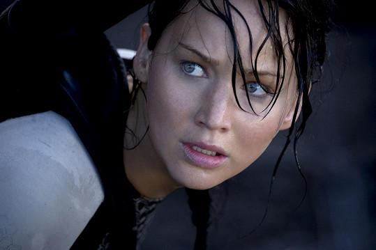 Jennifer Lawrence v Hunger Games: Síle vzdoru