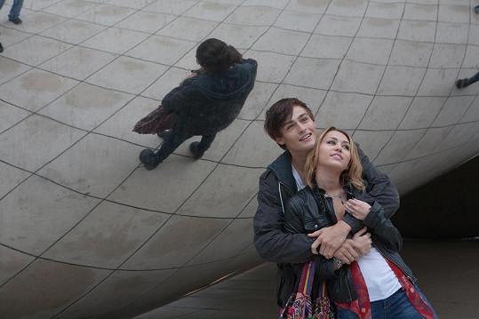 Dvojice se poznala v roce 2010 při natáčení.