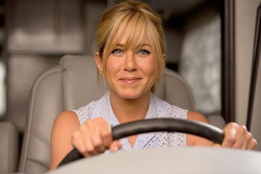 Jennifer Aniston v komedii Millerovi na tripu
