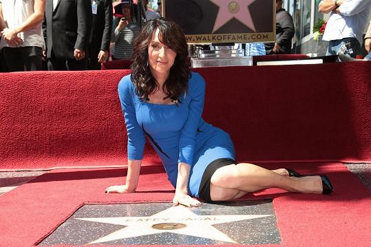 Katey Sagal má svou hvězdu na chodníku slávy.