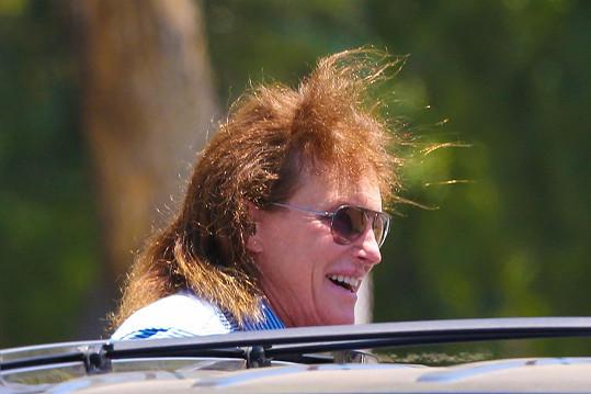 Když se přidá vítr, je to teprve parádička...