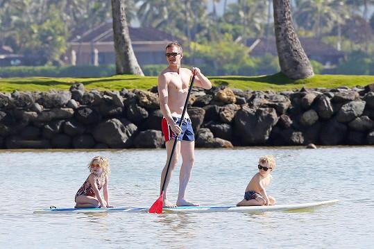 Pohodička na Havaji...