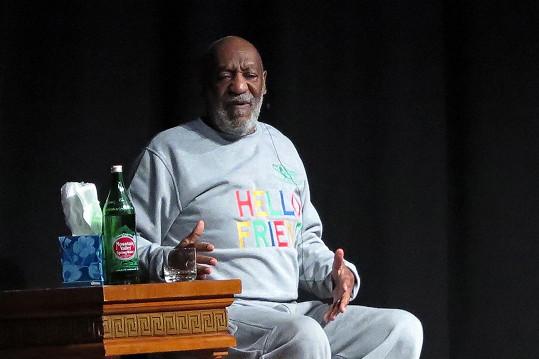 Bill Cosby je v Hollywoodu nežádoucí osobou.