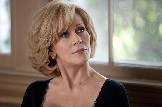 Jane Fonda ve svém prozatím posledním filmu
