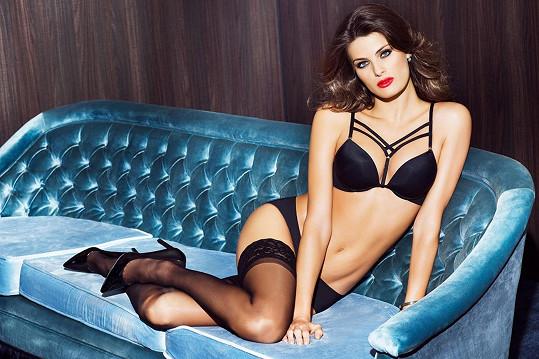 Isabeli Fontana patří k nejznámějším brazilským modelkám.