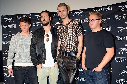 Tokio Hotel dnes