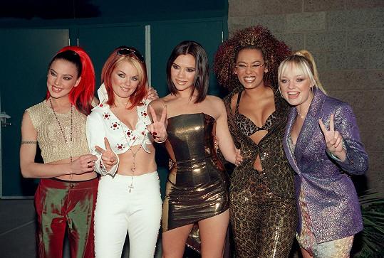 Spice Girls v roce 1997 na předávání Billboard Music Awards