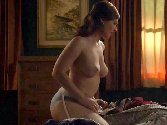 Herečka Erin Cummings se neváhala svléknout v seriálu Masters of Sex.