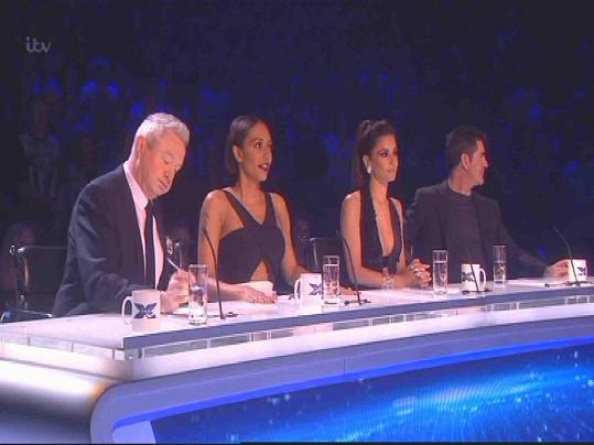 Zpěvaččina účast na finálovém večeru X Factor je v ohrožení.
