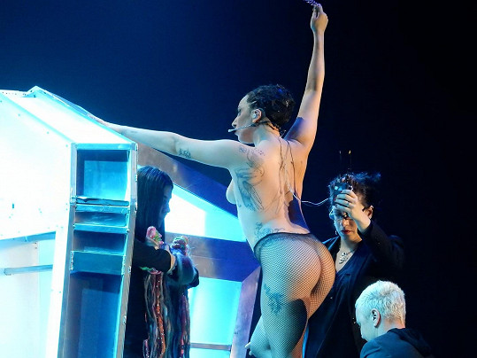 Lady Gaga soukromí nevyžaduje.