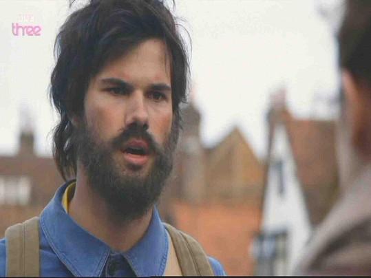 Taylor Lautner v seriálu Kuků