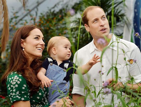 Kate trápí stejné potíže jako v případě prvního těhotenství.