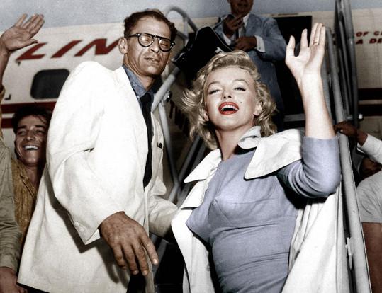S Arturem Millerem, který se kvůli Marilyn rozvedl, byli příliš rozdílní.
