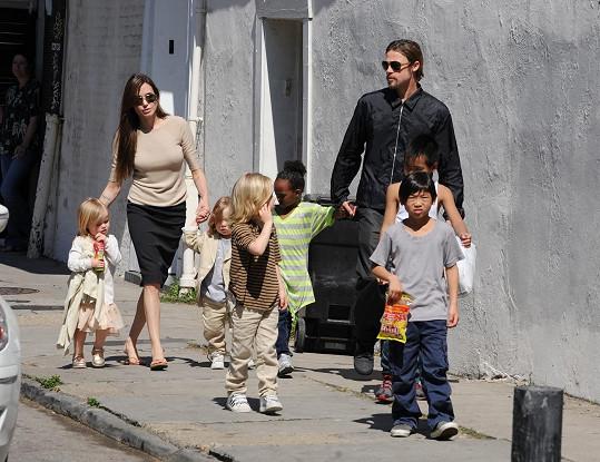 Jedna rodinná z března 2011
