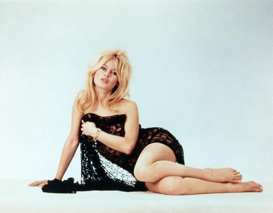 """""""BB"""" patřila k největším sexsymbolům filmového plátna."""