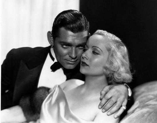 Clark a Carol poprvé na filmovém plátně. Psal se rok 1932. Za deset let je rozdělí tragická smrt.