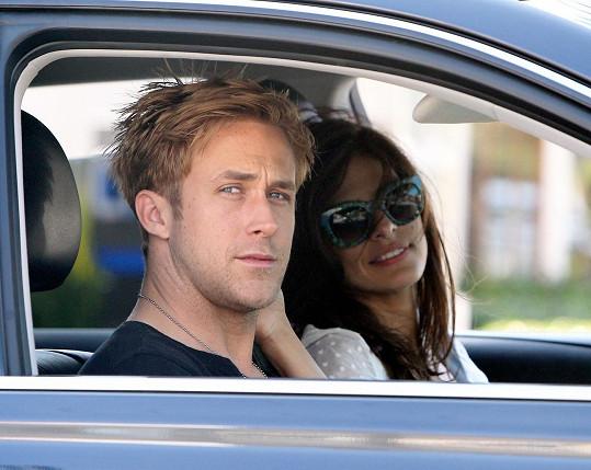 Ryan Gosling s Evou Mendes