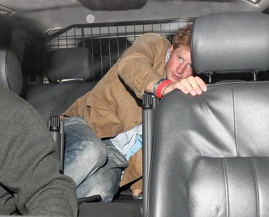 Harryho návraty z nočních podniků...