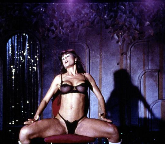 Demi Moore se po třech porodech předvedla v sexy roli.