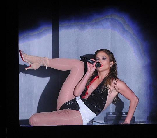 Jennifer Lopez sází na diamantový prach.