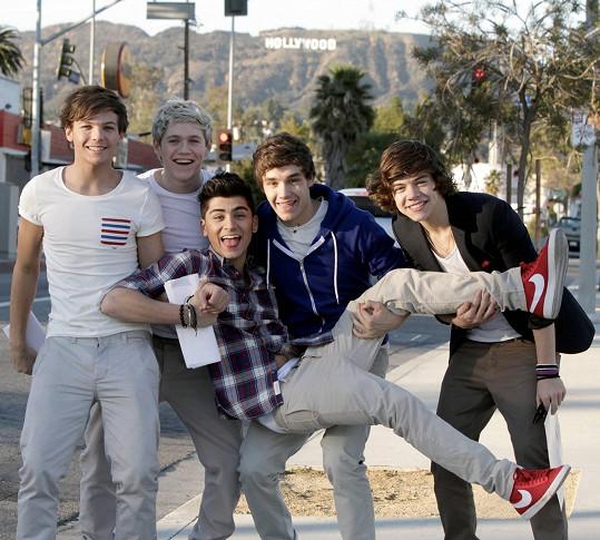 Jak to chodí v kapele One Direction?