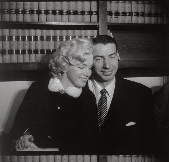 Po svatbě byli Marilyn a Joe jako hrdličky. Svazek plný bouřlivých hádek vydržel přesně 274 dní.
