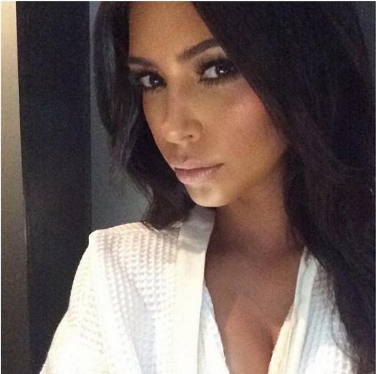 Kim Kardashian má spoustu fanoušků...