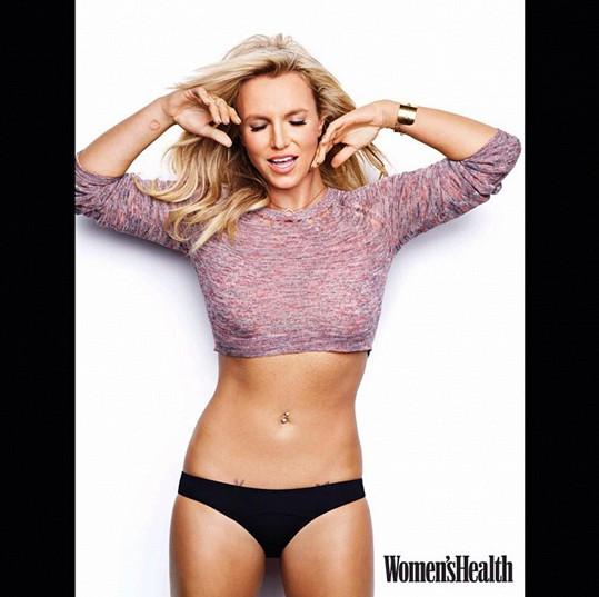 Britney Spears si polepšila...