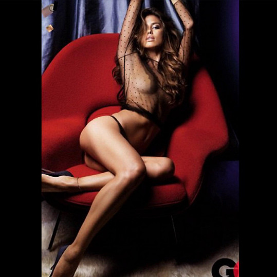 Irina Shayk patří k nejznámějším ruským modelkám.