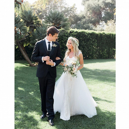 Ashley Tisdale a Chris French