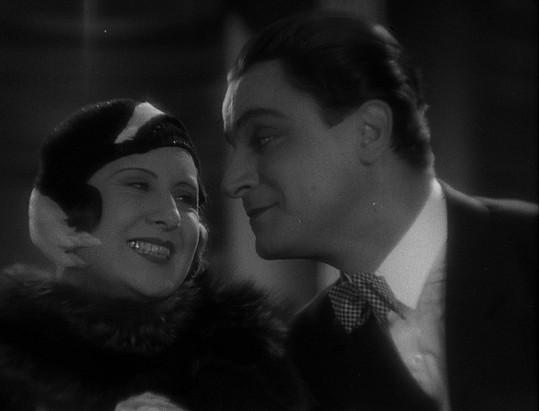 S Otto Rubíkem ve filmu To neznáte Hadimršku (1931)