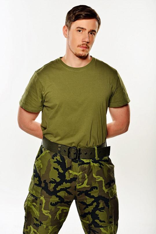 Radek Melša je jednou z tváří nového seriálu Primy 1. Mise.