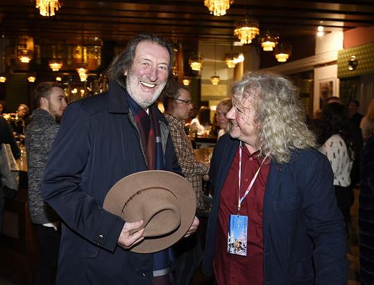 S režisérem Kytice F. A. Brabcem