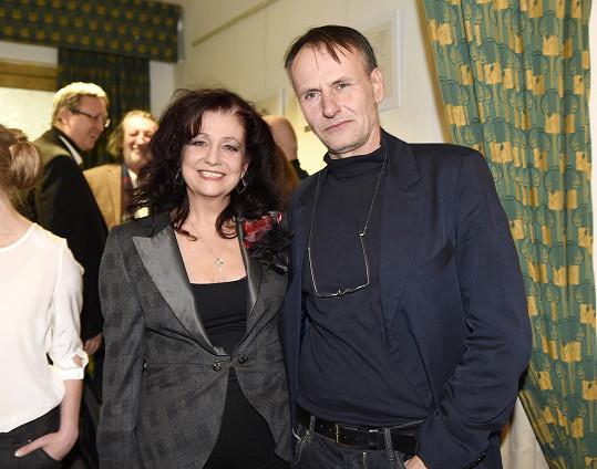 Marian s producentkou Deanou Horváthovou-Jakubiskovou