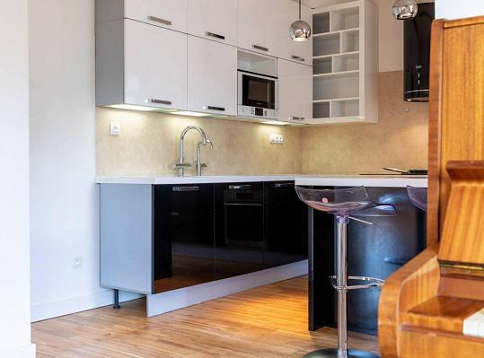 Menzelová prodává byt, kde s rodinou v posledních deseti letech žila a na jehož designu se sama podílela.