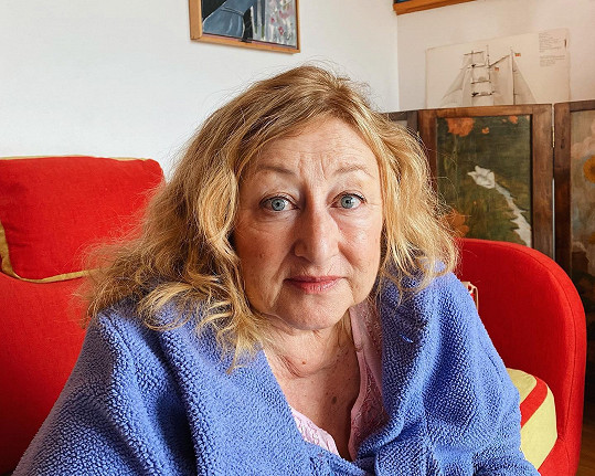 Spisovatelka se pochlubila fotkou bez make-upu.