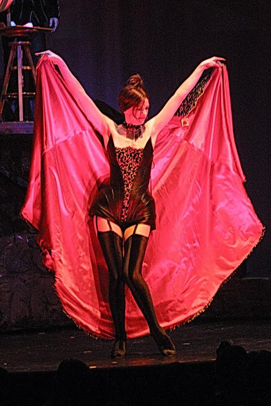 Ivana v původním představení v roce 2003