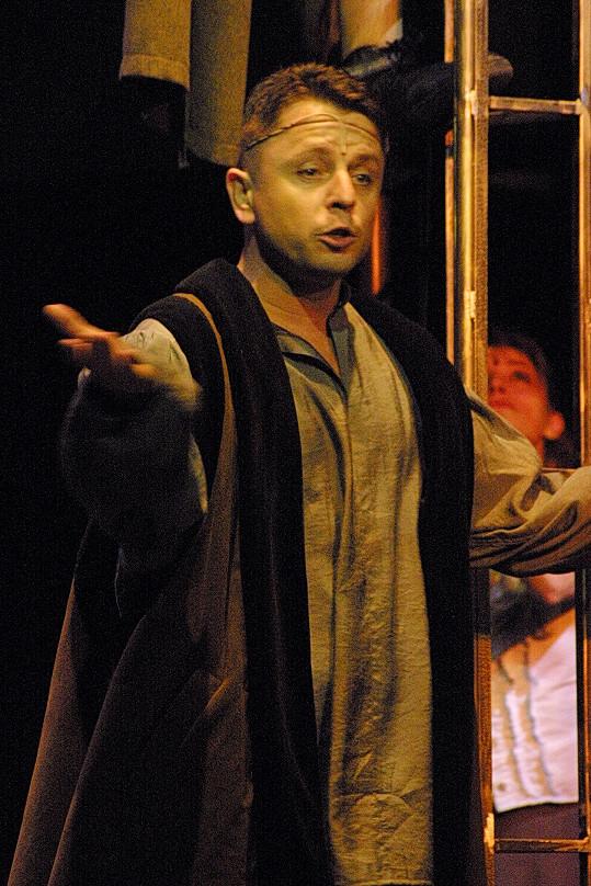 Petr Muk zemřel v květnu 2010.