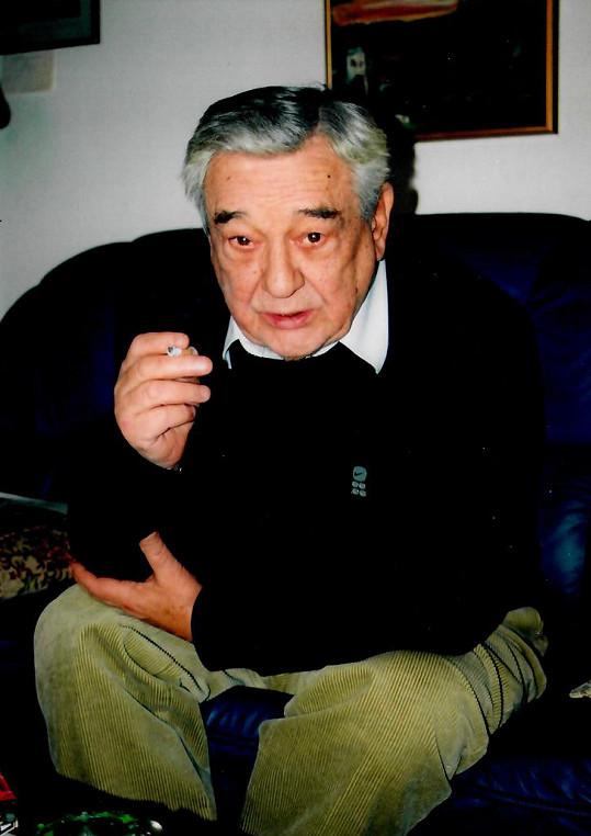 Josefa Vinkláře si Devátá vzala dvakrát. A dvakrát se také rozváděli.
